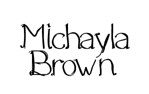 Michayla Brown Logo